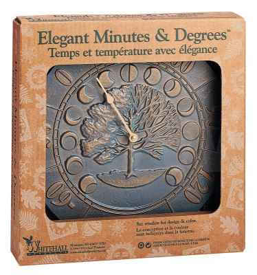 Whitehall Thermometers And Clocks Outdoor Indoor Decor Home And