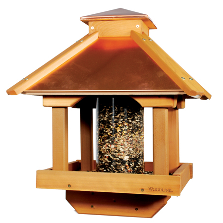 Large Wooden Bird Feeder Plans