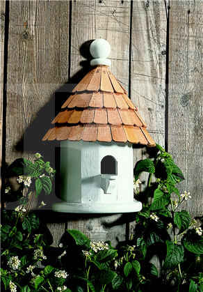 Lazy Hill Farm Designs Back Porch Wren Bird House